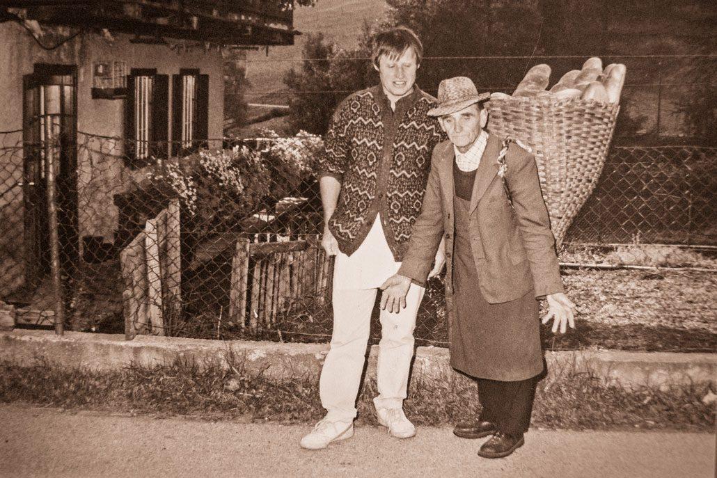 Der Brotkorbträger von St. Gertraud Ultental (1980)